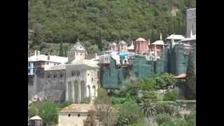 Să descoperim Sfântul Munte Athos împreună (documentar)