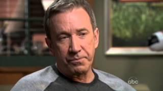 TIM ALLEN talks about God