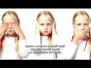 Războiul împotriva copiilor - Obiectivul educatie sexuale