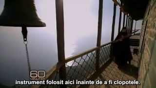 """Despre Muntele Athos la emisiunea """"60 de minute"""""""